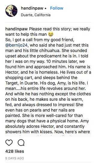 Bezdomny zaczepił kobietę wychodzącą ze sklepu. Jego prośba wywołała u niej ogromne wzruszenie