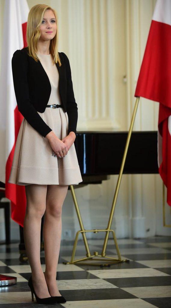Córka prezydenta wyróżniona w międzynarodowym konkursie prawniczym. Sukces Kingi Dudy