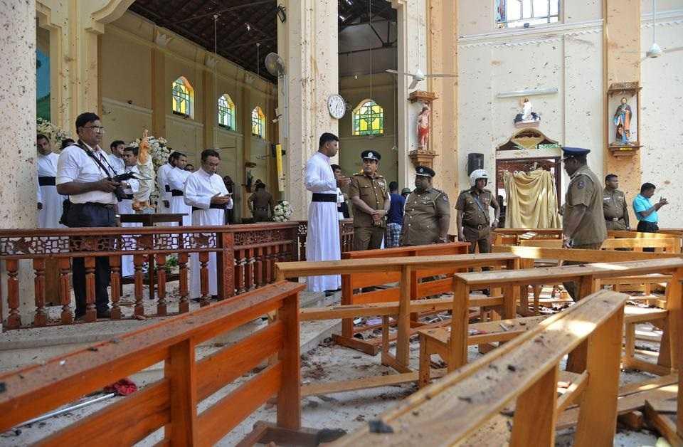 Państwo Islamskie przyznało się do zamachów na Sri Lance