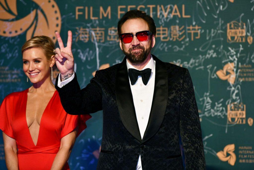 Nicolas Cage i Erika Koike byli małżeństwem 4 dni