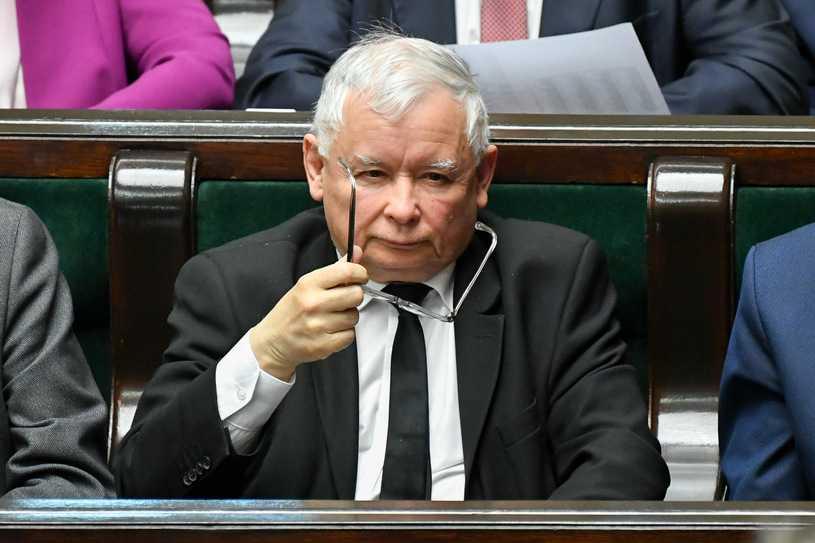 """""""GW"""": Kaczyński pozwał Agorę za Srebrną"""