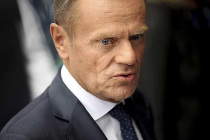 Donald Tusk skomentował wyniki wyborów do PE