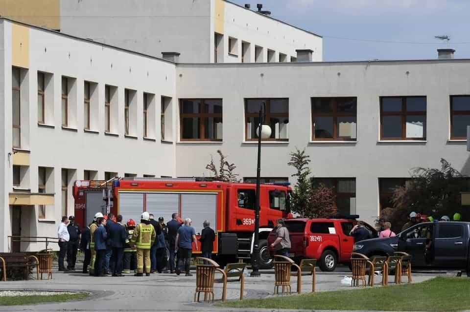 Ojciec postrzelonej w szkole Oliwki: dziękuję sprawcy, że nie zabił nam córki
