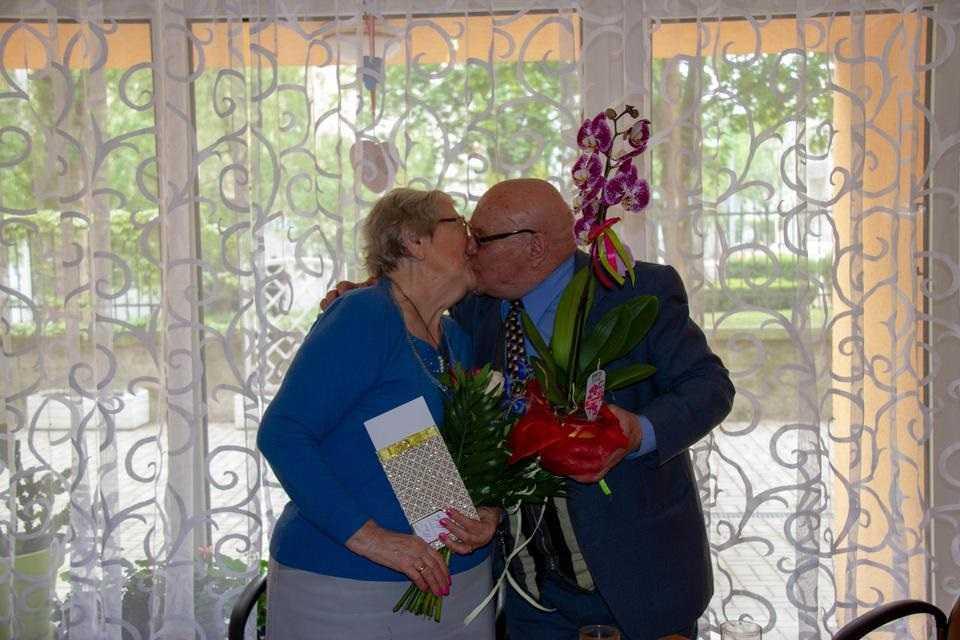 Pani Zosia i pan Zbyszek czekali na siebie 86 lat