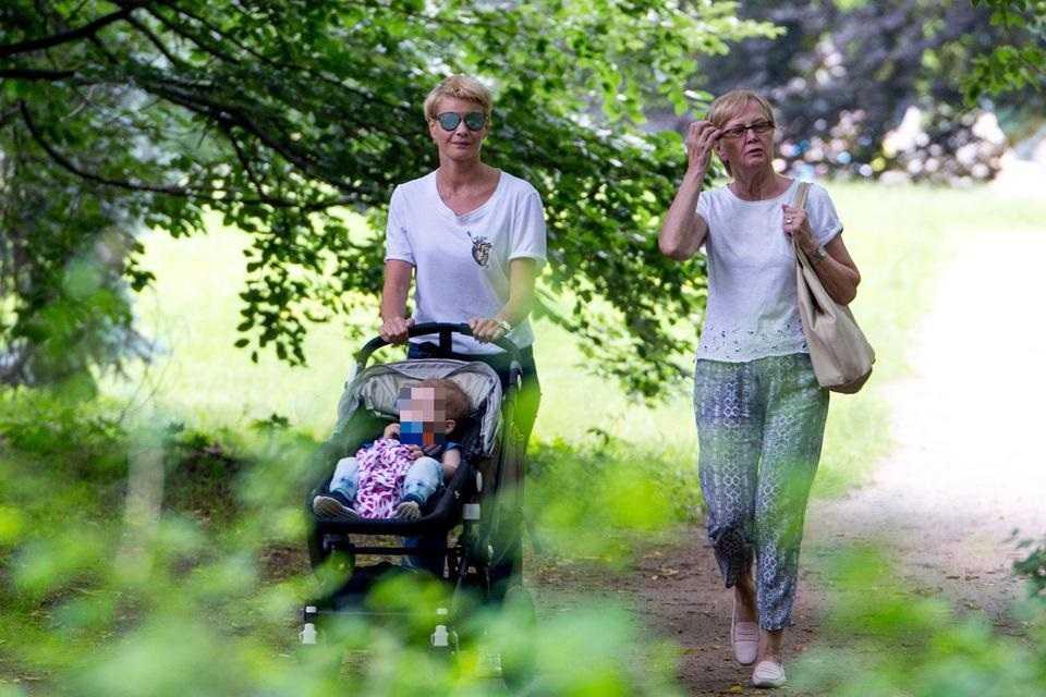 Małgorzata Kożuchowska dla Faktu: Mama wciąż uczy mnie świata