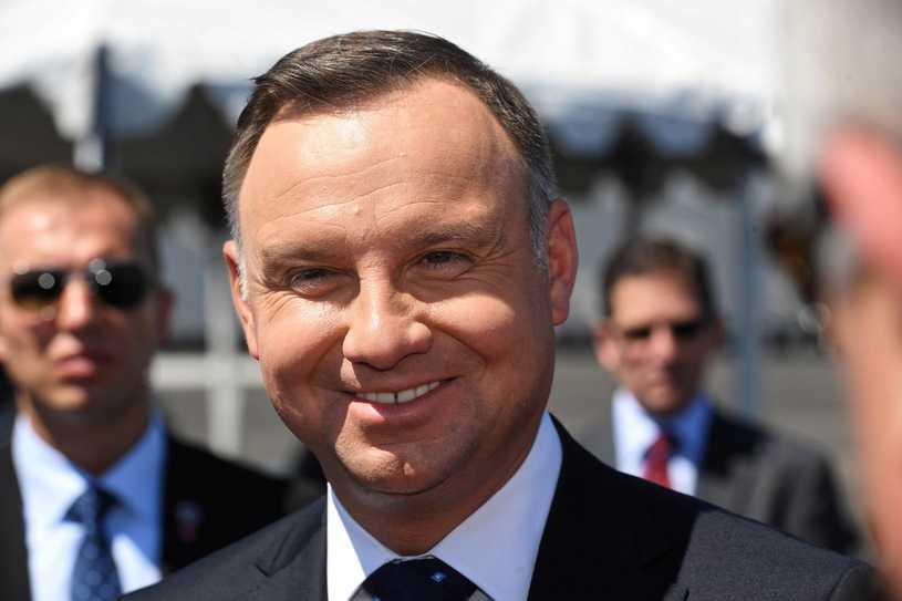 Polacy ocenili pracę prezydenta. Sondaż CBOS