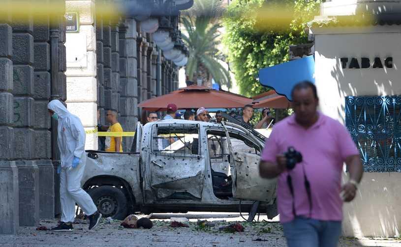 Reuters: Zamachy terrorystyczne w Tunisie