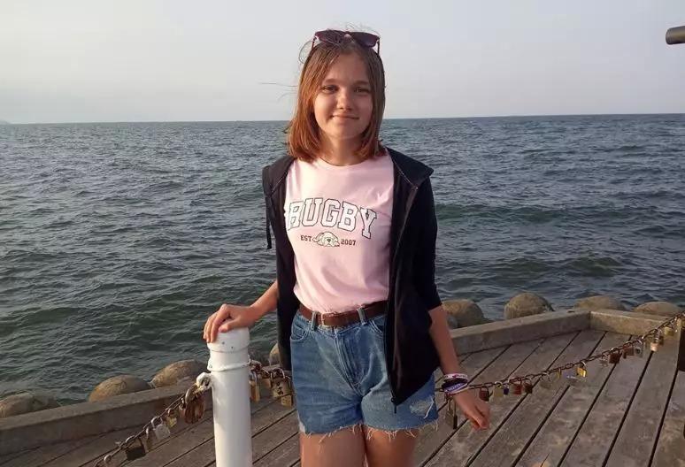 13-letnia Natalia zobaczyła topiące się dziecko. Bez wahania wskoczyła do wody