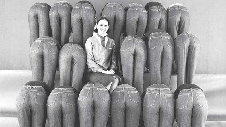 Dzięki niej kobiety na całym świecie noszą obcisłe dżinsy
