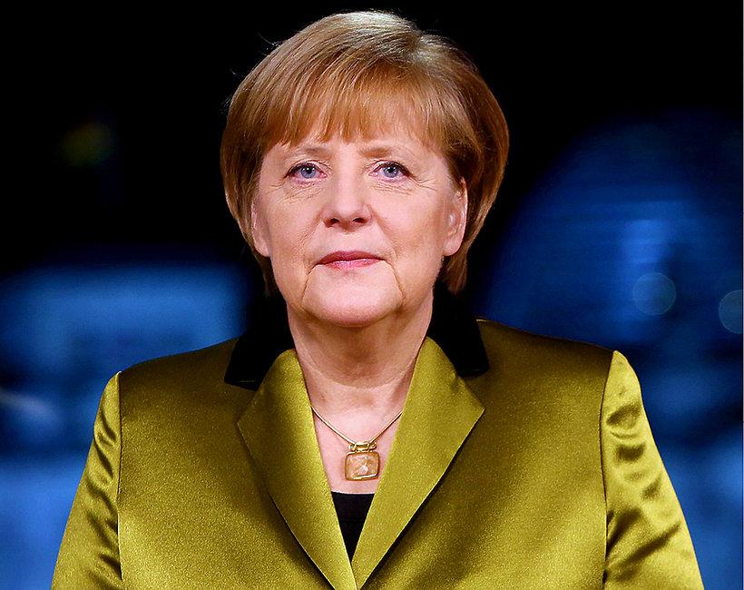 Angela Merkel miała atak drgawek! Jaki jest stan jej zdrowia