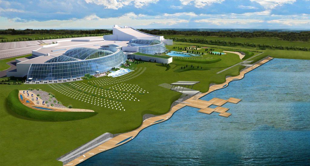 W Mszczonowie powstaje największy park wodny w regionie. Obiekt potrzebuje 450 pracowników