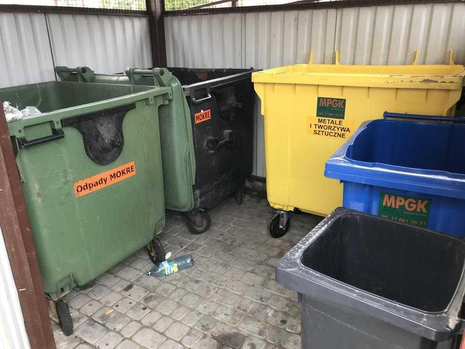 Śmieciowy problem w Rzeszowie. Będą nowe zasady