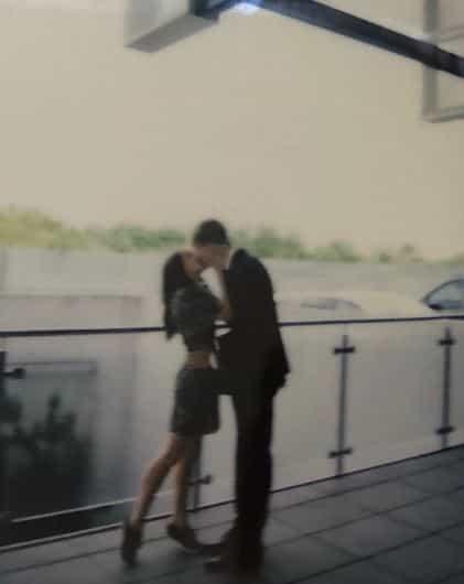 Fabienne Wiśniewska pokazała prywatne zdjęcie z chłopakiem. Namiętny pocałunek wywołał lawinę komentarzy