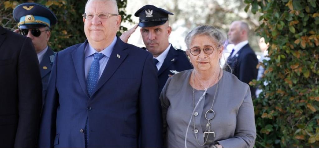 Polsat informuje o tragedii w Izraelu. Nie żyje żona prezydenta