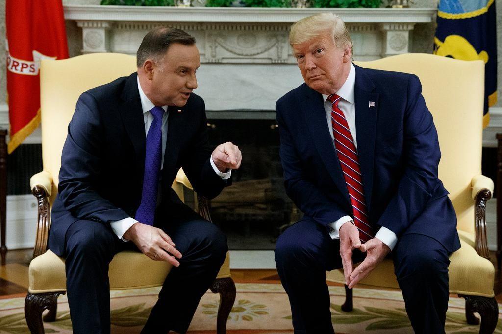 To już oficjalne! Będzie 1000 kolejnych amerykańskich żołnierzy w Polsce. Powstanie też jednostka sił powietrznych