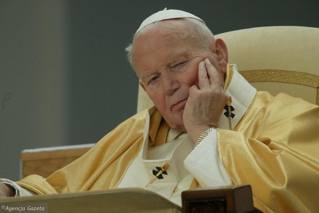 2020 będzie rokiem Jana Pawła II. Poseł PiS chce, by każde posiedzenie zaczynać cytatami z papieża