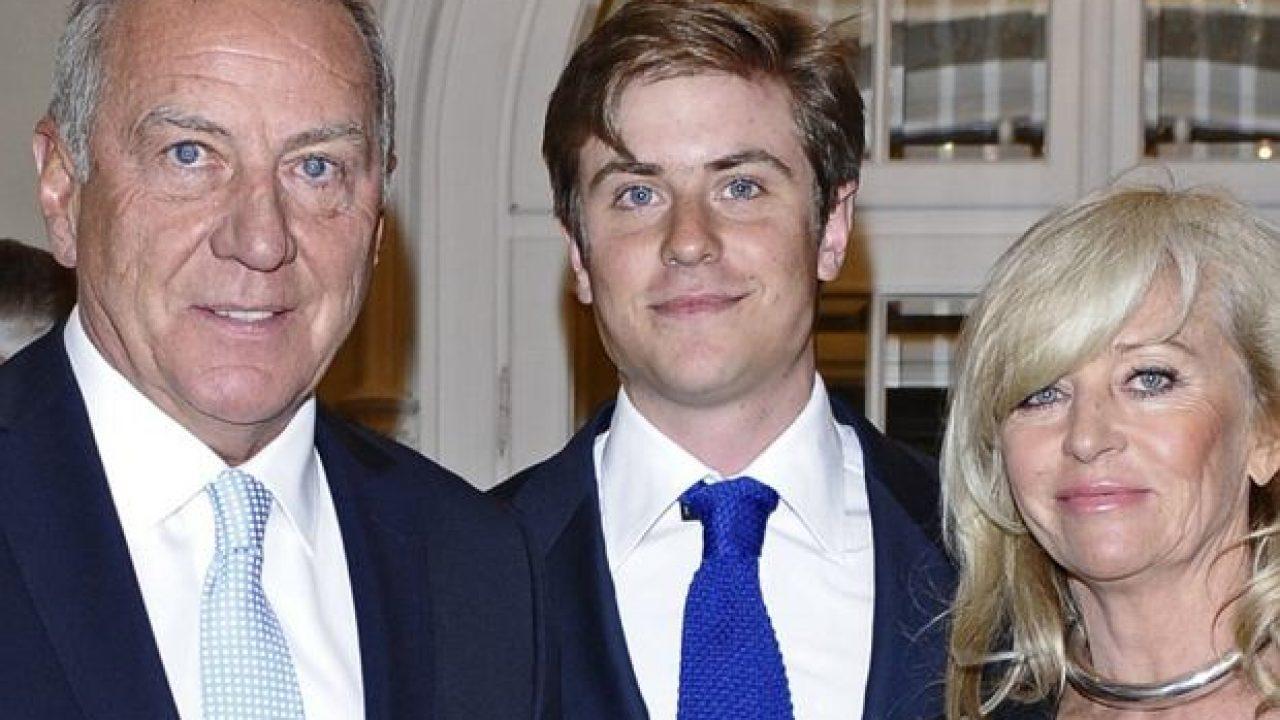 Spotyka się z białym miliarderem