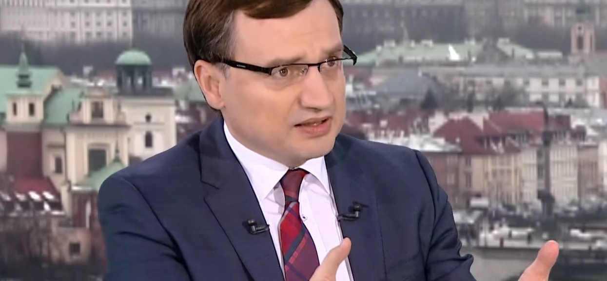 Zbigniew Ziobro: SP stoi po stronie Jarosława Kaczyńskiego. Wspieramy go w kwestii wyborów