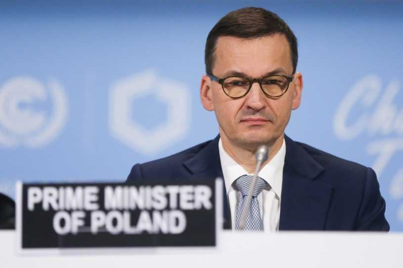 Premier Morawiecki po rozmowie z Merkel: Umowa nie została dochowana