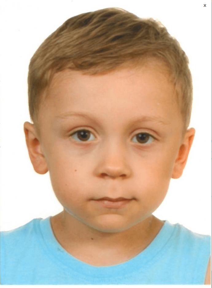Mazowsze: Poszukiwany 5-letni Dawid Żukowski