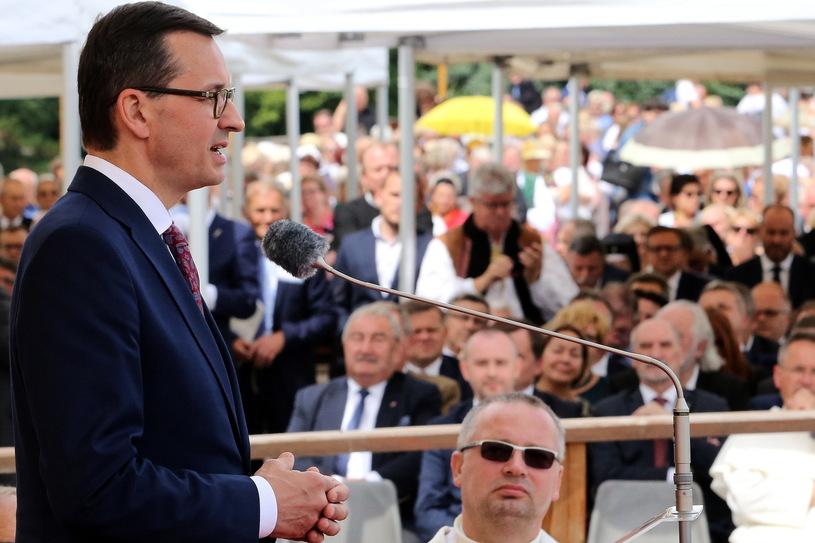 Premier Morawiecki: Polska musi być jednością