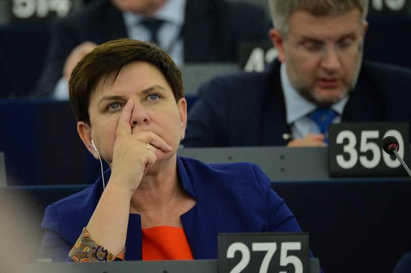 Beata Szydło nie została wybrana na stanowisko szefowej komisji zatrudnienia PE