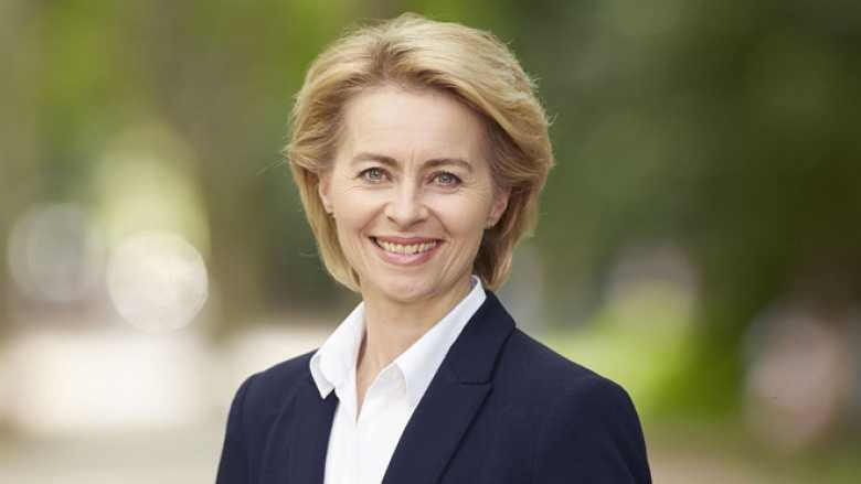 Nieoficjalnie: Ursula von der Leyen nową kandydatką na szefa KE