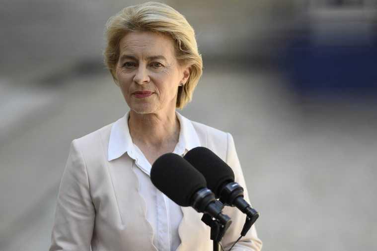 Ursula von der Leyen spotka się z premierem Morawieckim. Wiadomo, o czym będą rozmawiali