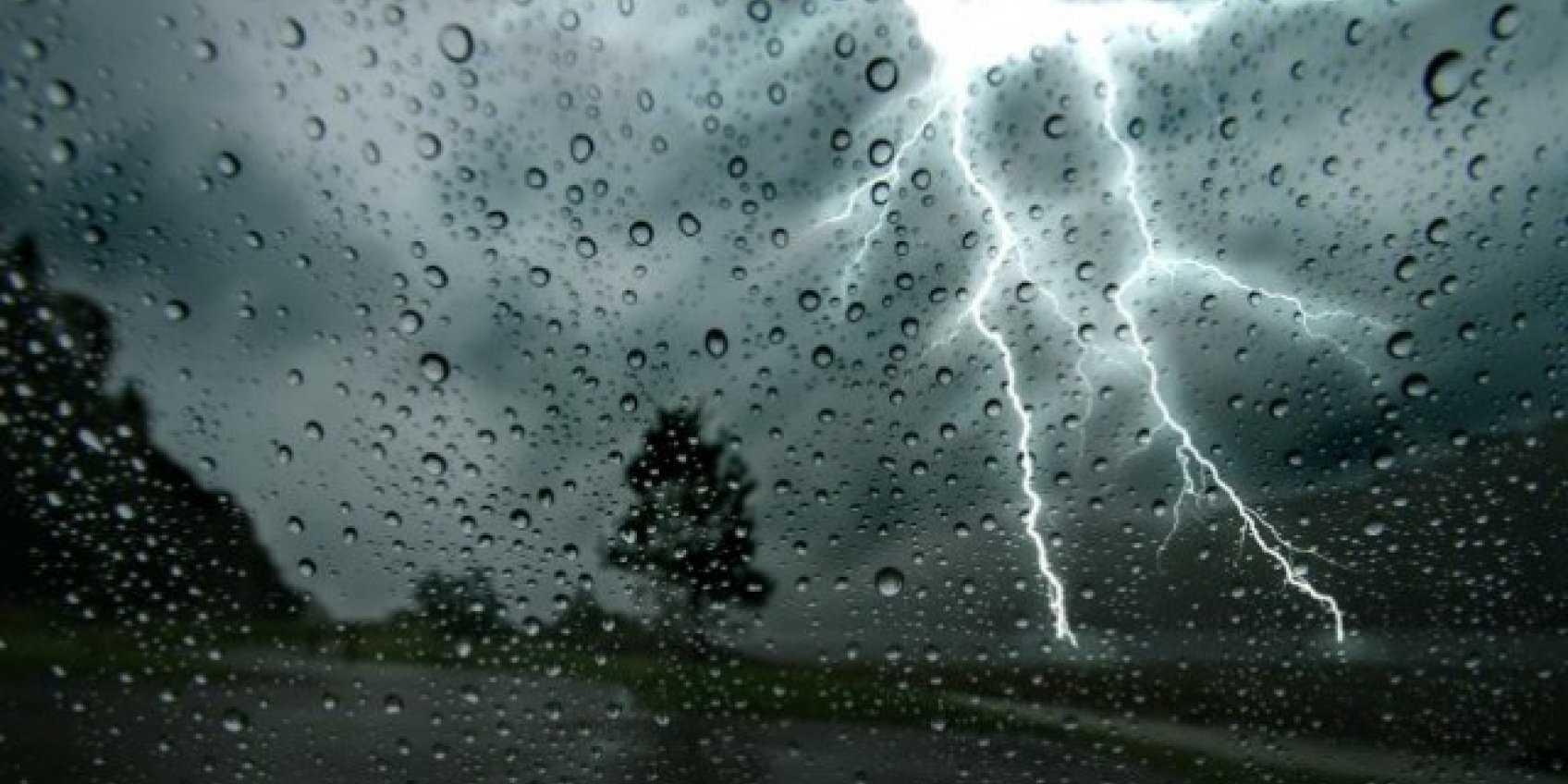 Ostatni dzień sierpnia pod znakiem deszczu. Prognoza pogody na poniedziałek