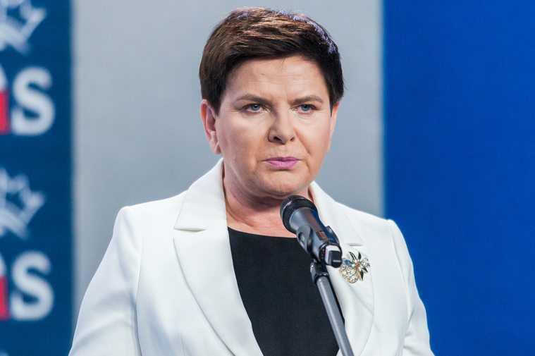 """Beata Szydło objęta ochroną SOP. """"Otrzymywałam groźby karalne"""""""