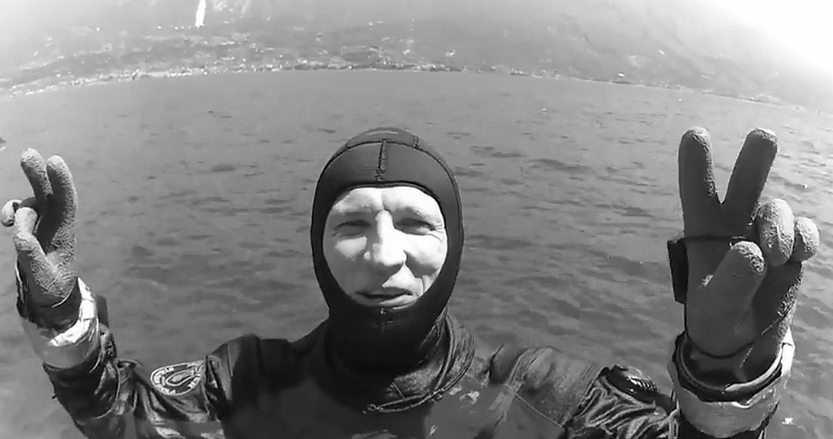 Nie żyje nurek Sebastian Marczewski. Chciał pobić rekord świata
