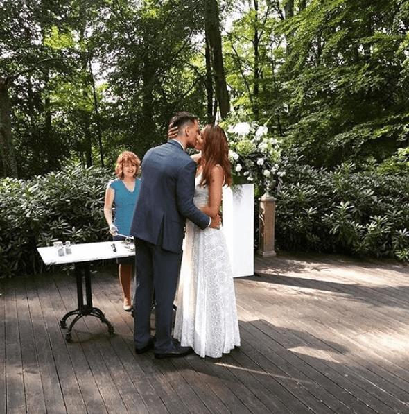 """Dorota Trojanowska poślubiła znanego sportowca. Finalistka """"Top Model"""" pokazała zdjęcie z ceremonii"""