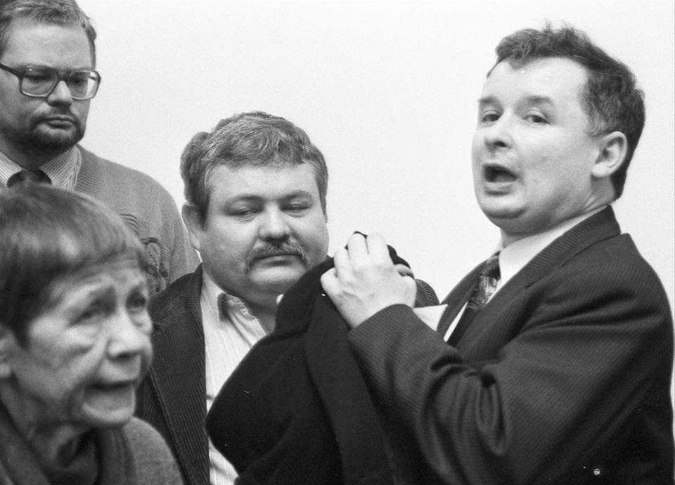 Nie żyje Tadeusz Kopczyński. Długoletni kierowca Jarosława Kaczyńskiego