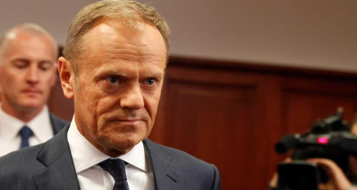 """Donald Tusk o """"prawdziwej stawce"""" nadchodzących wyborów. """"Polsce grozi międzynarodowa izolacja"""""""
