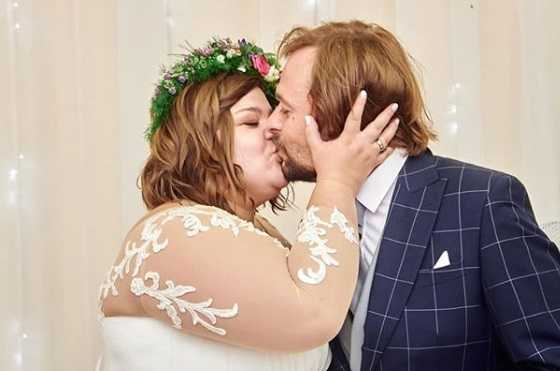 Gwit świętuje pierwszą rocznicę ślubu. Pokazała niepublikowane dotąd zdjęcia z wesela