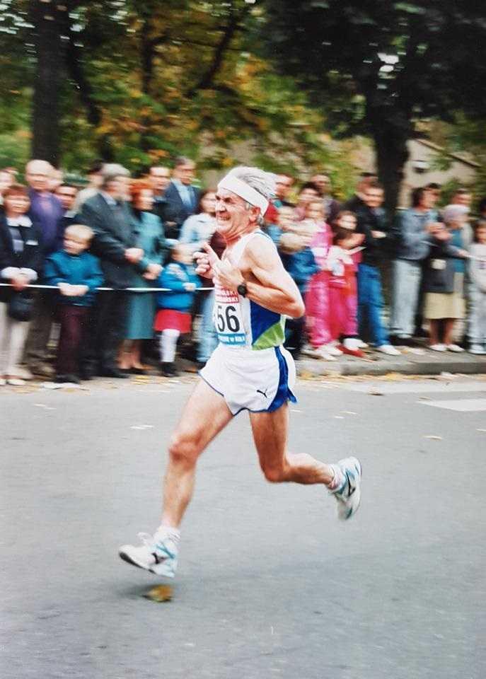 Mam 86 lat i ciągle biegam