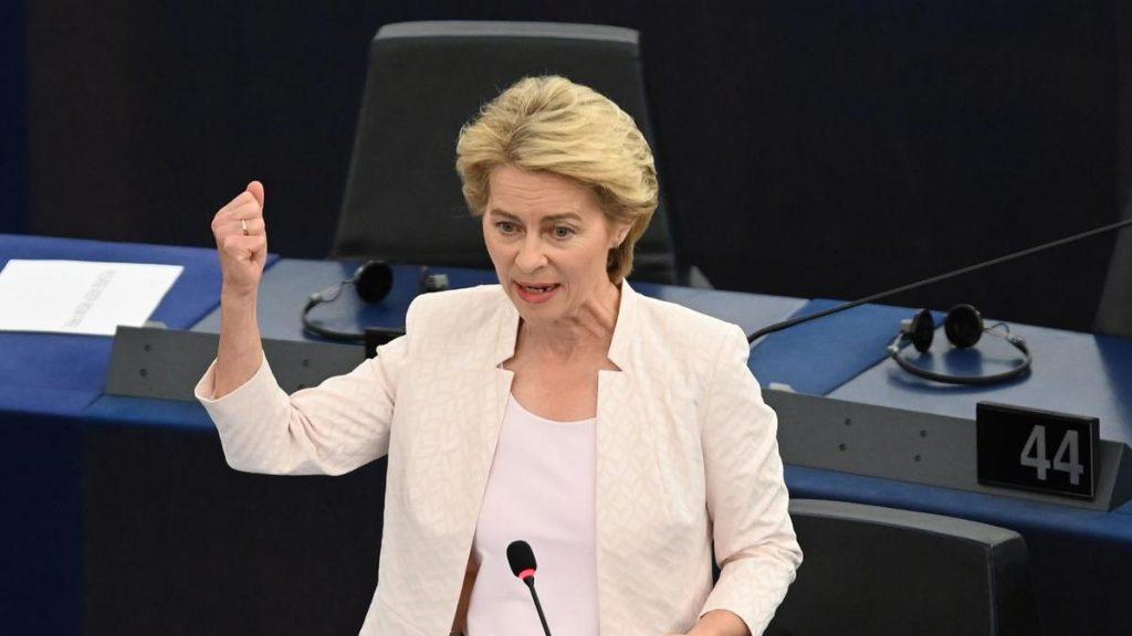 Ursula von der Leyen wybrana na przewodniczącą KE
