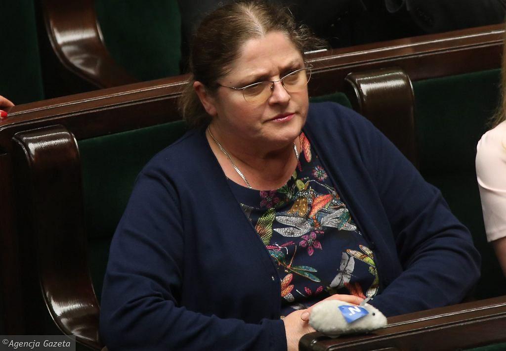 """Krystyna Pawłowicz nie wystartuje w kolejnych wyborach. """"Z polityki odchodzę"""""""