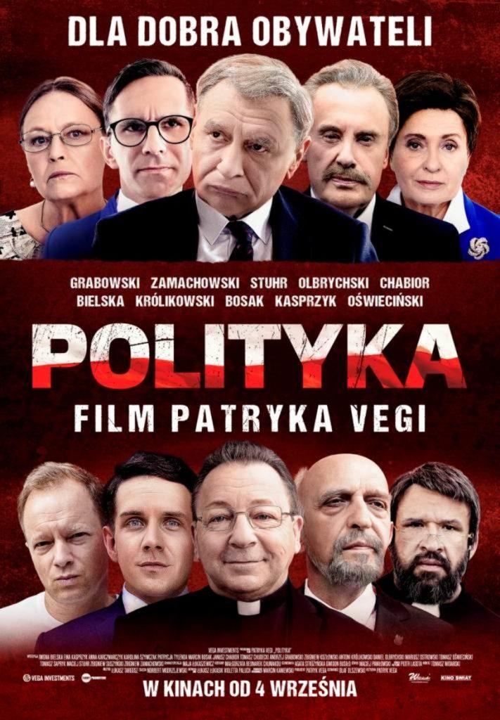 """""""Polityka"""". Bezkompromisowy film o polskiej scenie politycznej"""