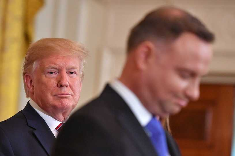 RMF FM: Szczegóły wizyty Trumpa w Polsce. Jeden z punktów zaskakuje