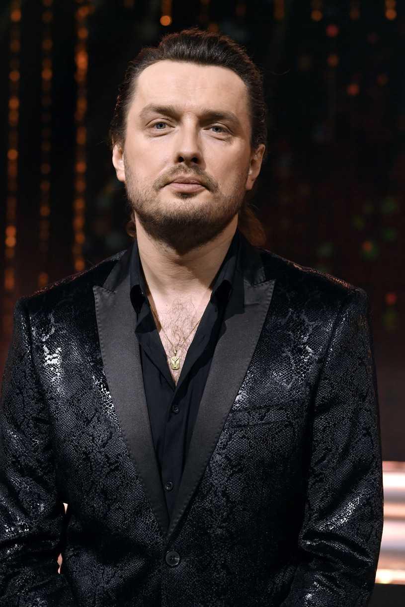 Piotr Cugowski na koncercie Polsatu w Kielcach. Co przykuło uwagę widzów