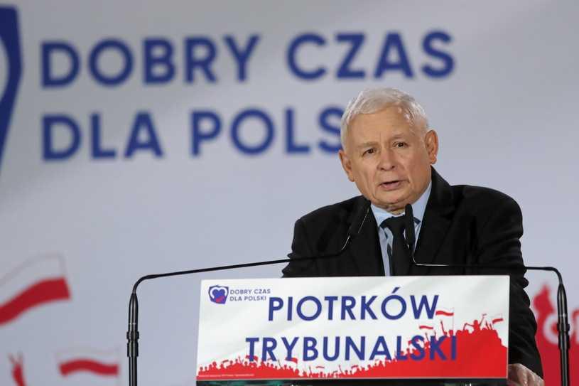 Kaczyński: PiS potrafi rządzić dobrze i sprawiedliwie
