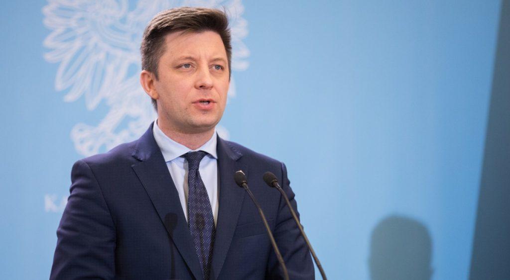 Michał Dworczyk: Rodzinne związki nie powinny wykluczać z polityki