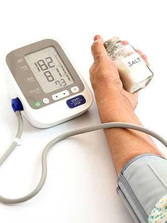 Sól potasowa: Najlepsza na nadciśnienie tętnicze