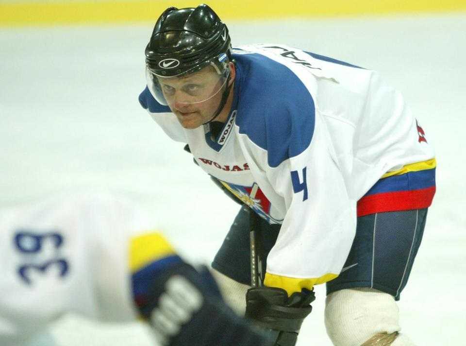 Nie żyje reprezentant Polski w hokeju na lodzie. Dwa dni wcześniej miał urodziny