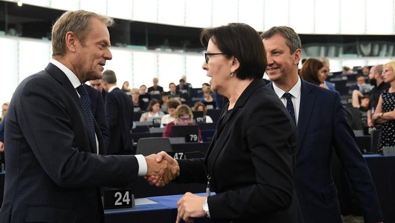 Michał Dworczyk: KPRM opublikuje dziś listę lotów b. premierów - Ewy Kopacz i Donalda Tuska