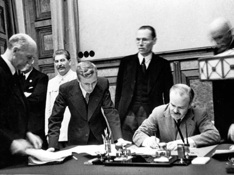 Mija 80 lat od podpisania paktu Ribbentrop-Mołotow. Deklaracja szefów MSZ