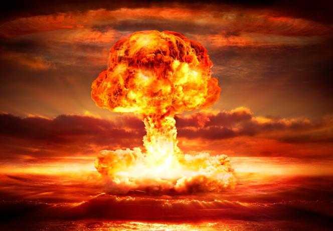 Promieniowanie 20-krotnie wyższe niż normalnie! Doszło do wybuchu jądrowego
