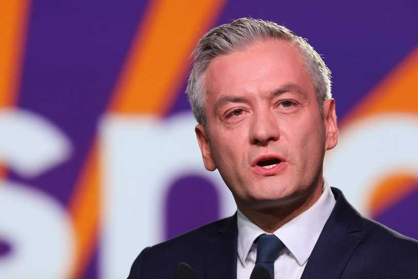 """Robert Biedroń zorganizował w Brukseli projekcję """"Tylko nie mów nikomu"""""""