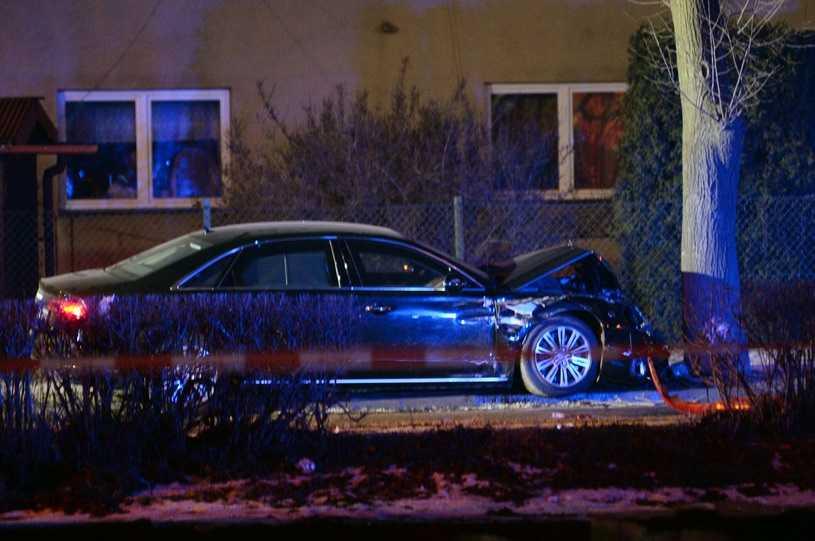 Biegli o wypadku z udziałem Beaty Szydło: Sprawcą jest Sebastian K.